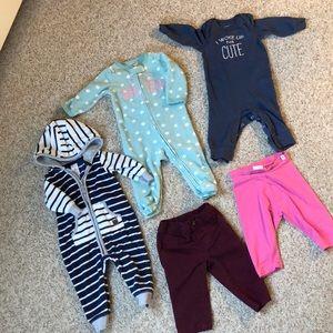 Baby Girl 6 Month Bundle